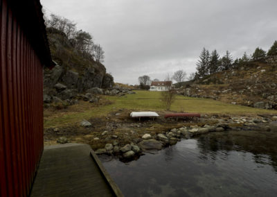 Februar i Ørp.