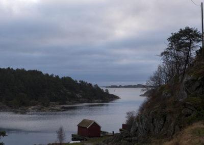 Novembervær i Ørp.