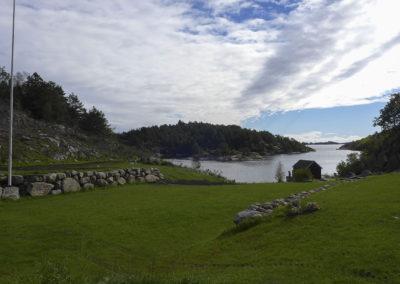 Høstfint på Norgård.