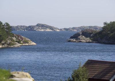Junivind fra sørvest utenfor Ørp.
