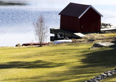 Bjerka i Ørp springer snart ut.