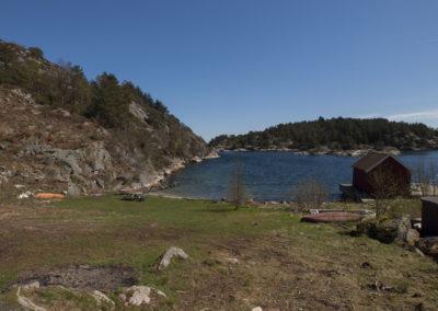 Det begynner å spire i Ørp. Da er det vår. Og sydosten står inn.