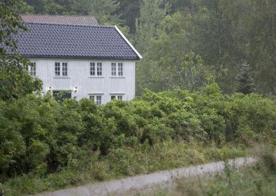 Tidlig en augustmorgen på Fuglevik.